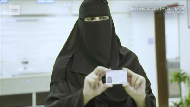 Den långa vägen till kvinnor bakom ratten i Saudiarabien