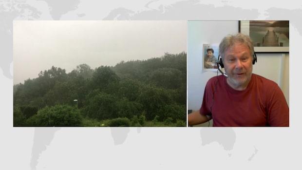 Meteorolgen: Ostadig väderhelg som inleds med sol