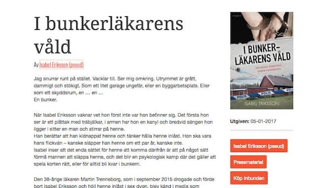 Så här presenteras boken på förlaget Lind & Co:s hemsida.