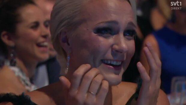 Sjöström förklarar tårarna i SVT – hyllar brorsan