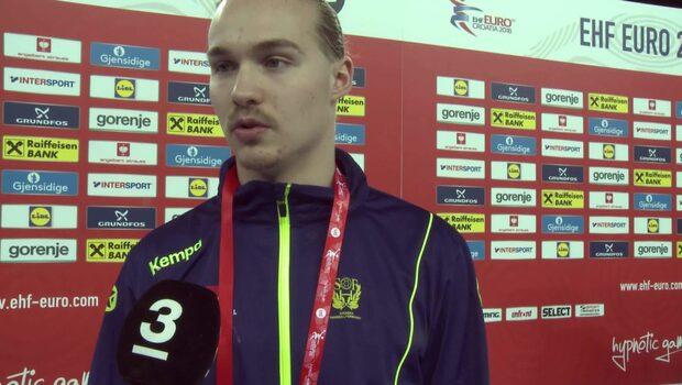 "Lukas Nilsson: ""Historisk vinst"""