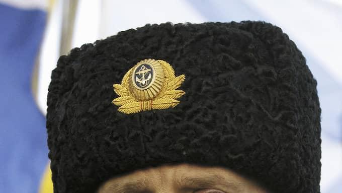Foto: AP / AP TT NYHETSBYRÅN