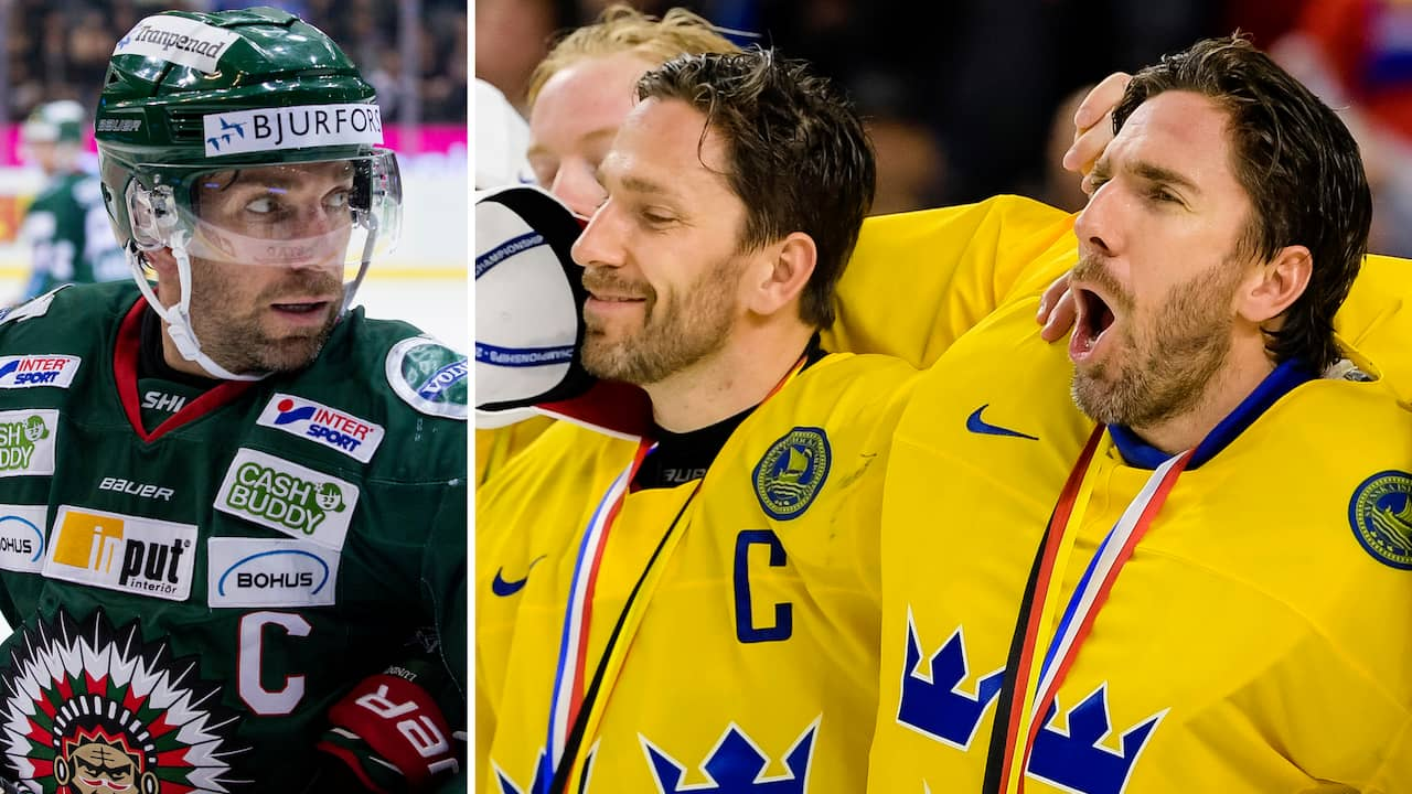 Tva matcher i rad vm nara for lundqvist
