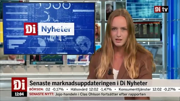 Di Nyheter - Riksbanken lämnar reporäntan oförändrad