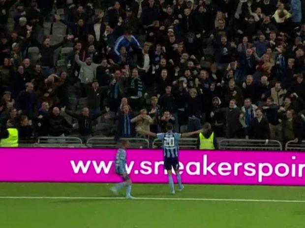 Highlights: Djurgården-Helsingborg
