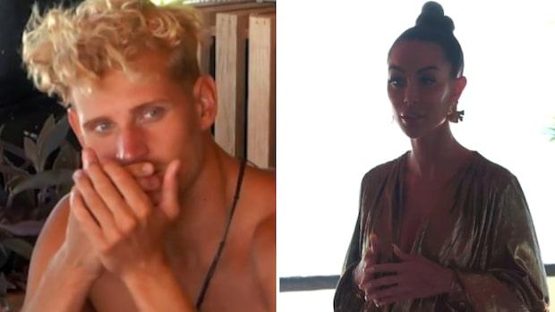 """Macuz bryter mot reglerna i Paradise Hotel: """"Du får inte"""""""