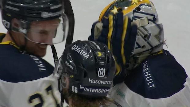 Höjdpunkter: Timrå-HV71