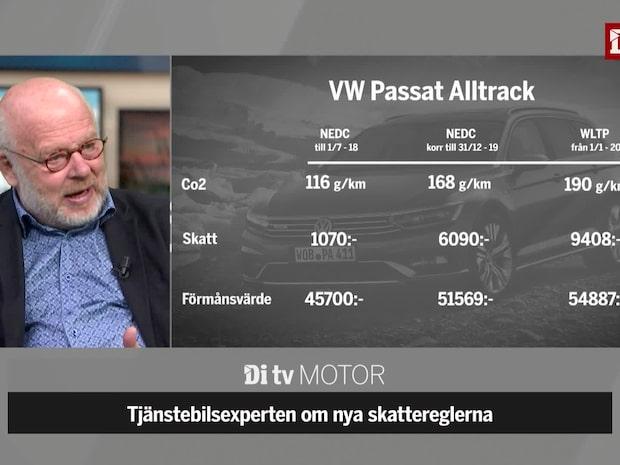 Så mycket dyrare blir samma bil i år