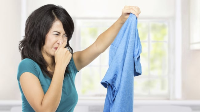 Visst kommer du ihåg att tvätta dina nya kläder innan du använder dem  Det  finns afbb8452841d2