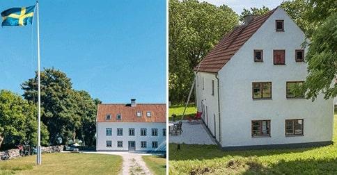 Fem otroliga villor på Gotland till salu just nu Hitta hem Expressen Leva& bo