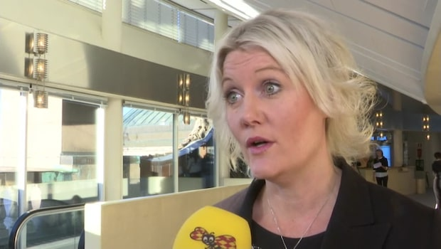 """Lena Rådström Baastad (S): """"Ett steg i rätt riktning"""""""