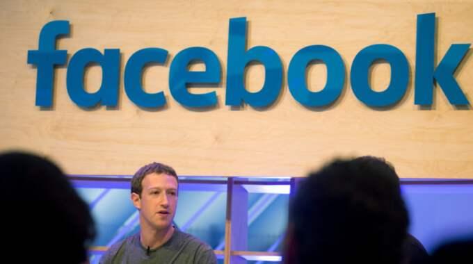 Facebooks Mark Zuckerberg. Foto: Kay Nietfeld/AP