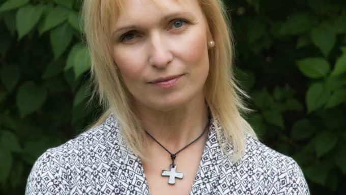 Helena Edlund, en av initiativtagarna till facebook-gruppen Mittkors. Foto: Privat