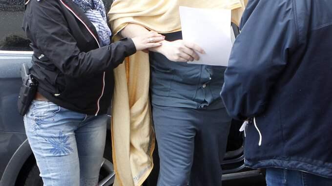 Tovas expojkvän misstänks för mordet. Foto: MATS ANDERSSON/TT