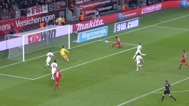 Highlights: B Leverkusen–Werder Bremen