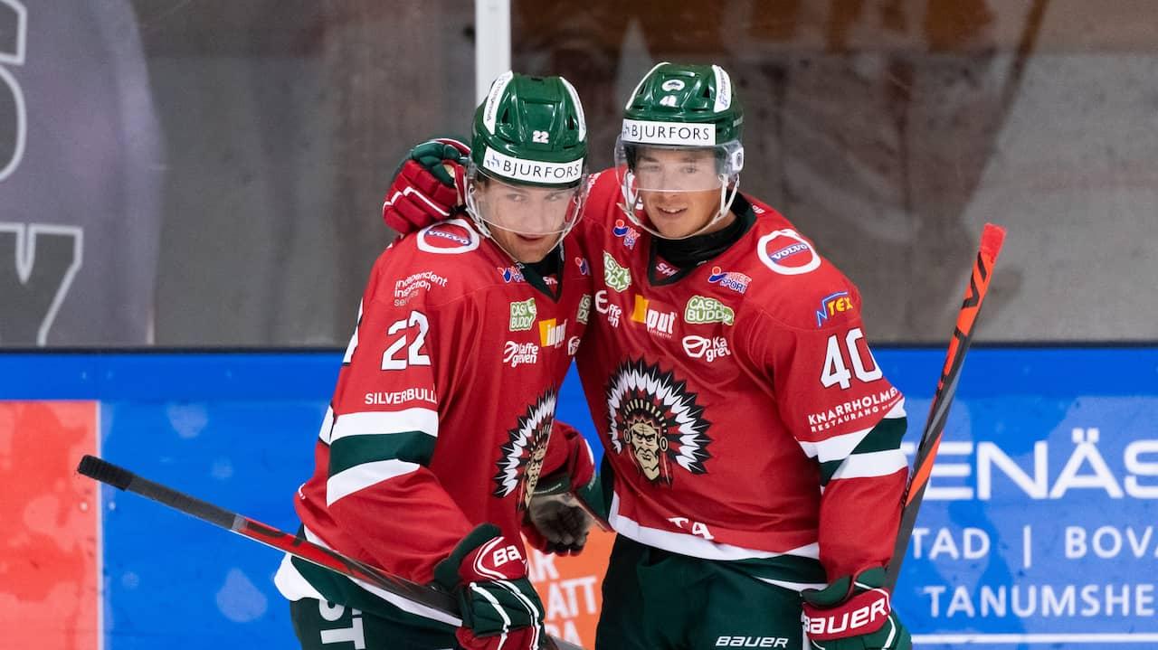 Tillbaka i Frölunda efter året i Timrå