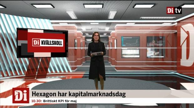 Kvällskoll - 12 juni 2018