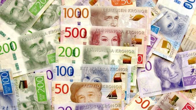 Vidrigt att ta pengar från utsatta. Foto: Henrik Isaksson/Ibl / /IBL
