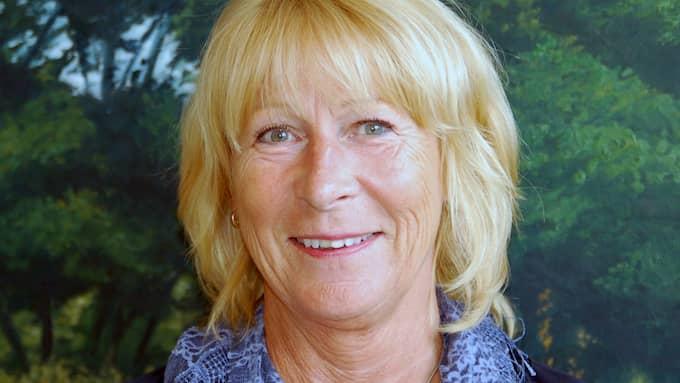 Margareta Åberg på Lantbrukarnas Riksförbund. Foto: Lantbrukarnas Riksförbund