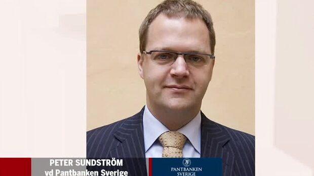 "Vd Pantbanken Sverige: ""Vi har en ordentlig nedgång"""