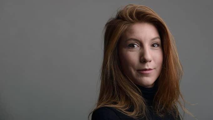 Den svenska journalisten Kim Wall, 30, är fortfarande försvunnen. Foto: TOM WALL