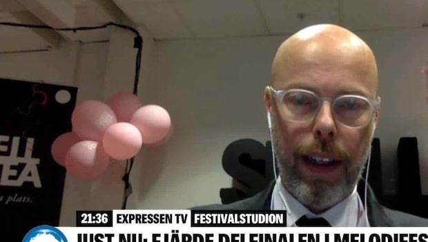 """Anders Nunstedt om Loreens fiasko: """"Det låg lite i luften"""""""