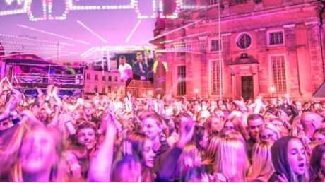 Foto: Kalmar stadsfest