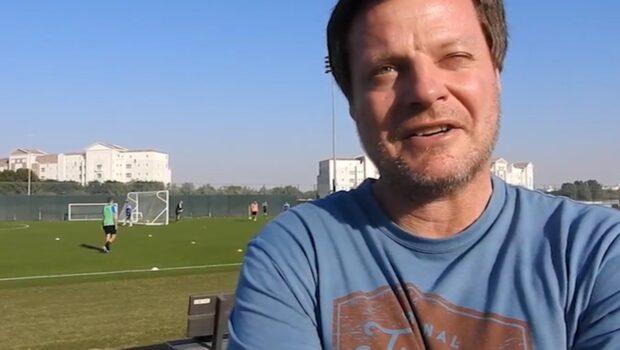 Expressen träffar Stefan Schwarz i Dubai