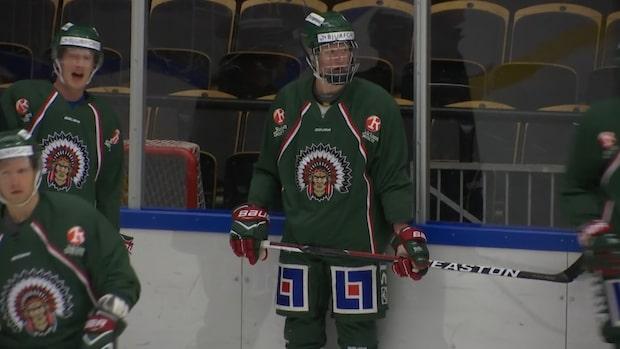 Rasmus Dahlin kan missa comebacken