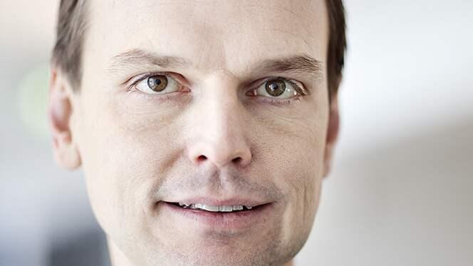 Peter Danielsson (M), kommunstyrelsens ordförande i Helsingborg. Foto: MICHEL CAVALLI