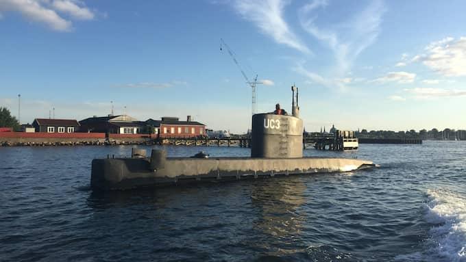 Kim Wall följde med Peter Madsen ut på havet, med ubåten Nautilus. Foto: / NTB scanpix / TT NYHETSBYRÅN