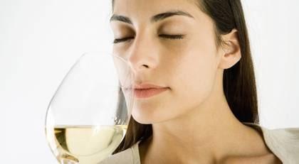 Ta det lugnt med vinet.