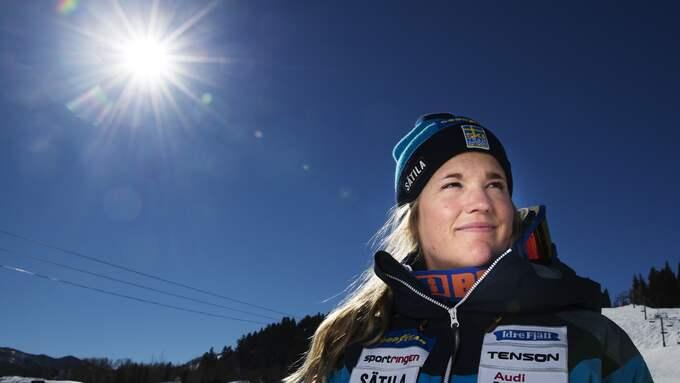 Anna Holmlund Foto: JOEL MARKLUND / BILDBYRÅN