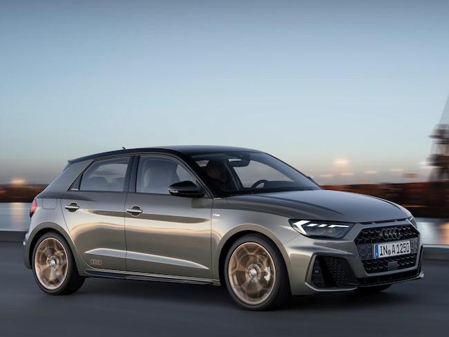 Nya Audi A1.