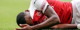 Skadesmäll för Arsenal: Duon borta till oktober