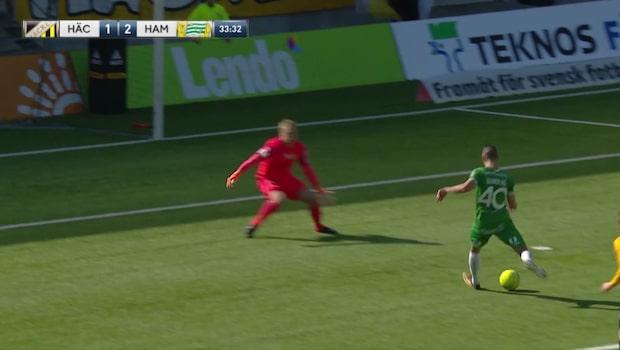Highlights: Häcken-Hammarby