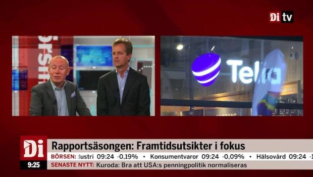 """Elgemyr: """"Bonnier Broadcasting är ett klockrent köp av Telia"""""""