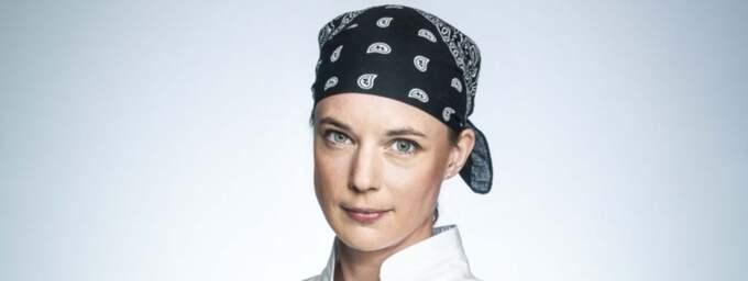 """Titti Qvarnström, kock, är nominerad till """"Årets skåning"""". Foto: LINUS HALLSENIUS"""