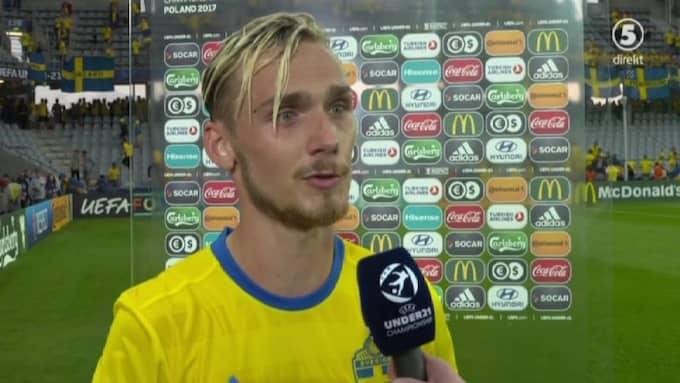 Linus Wahlqvist. Foto: Kanal 5