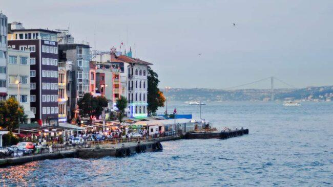 Istanbul ökar mest bland weekendstäderna.