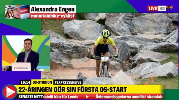 """Mountainbike-kollegan om Rissveds guld: """"Går bara runt och ler"""""""
