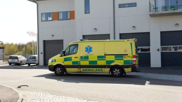 Ambulanspersonal gick hem för tidigt – kunde inte rycka ut