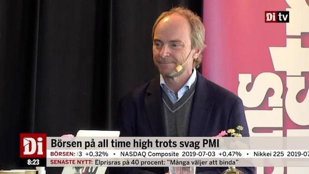 Aktietips från hedgefondförvaltaren Mitteregger