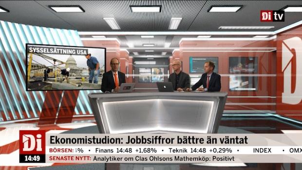 Ekonomistudion - 8 december 2017