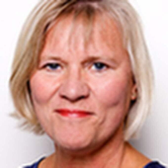 – Jag förstår inte varför man inte går in från statens sida och stöttar upp Migrationsverket, som har en oerhört ansträngd situation, säger Anneli Larsson, Malmö stads chef på sociala resursförvaltningen.