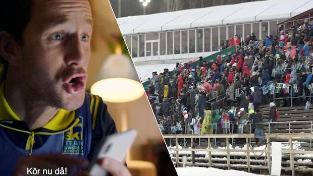 "Fusket under Ski Tour 2020: ""Måste bort"""