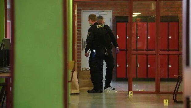 17-årig knivhöggs till döds på skola