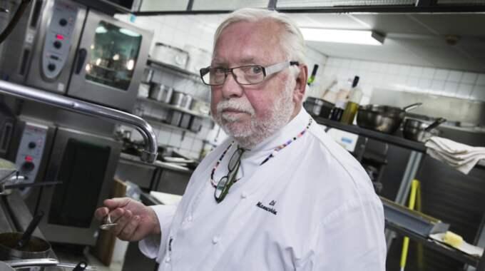 Stjärnkrögaren Leif Mannerström kräver tuffare tag mot oseriösa uppfödare. Foto: Anders Ylander