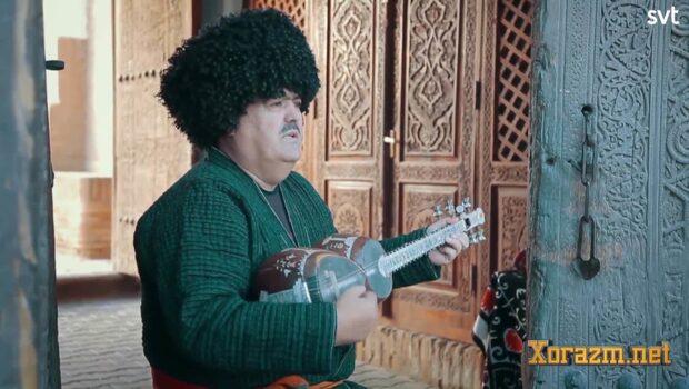 Känd uzbekisk artist efterlystes i stället för Akilov