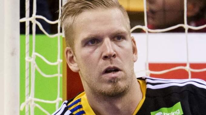 Handbollsstjärnan och traventusiasten Johan Sjöstrand får inte längre spela hos ATG. Foto: Nils Jakobsson